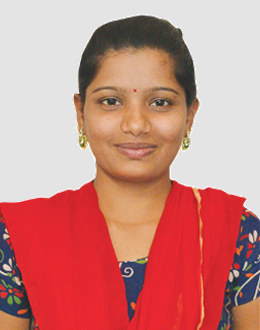 Ms Chaitra Chinnapur co-ordinator Disha Scheme